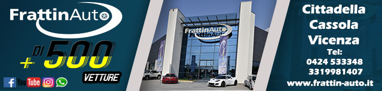 Frattin Auto Banner