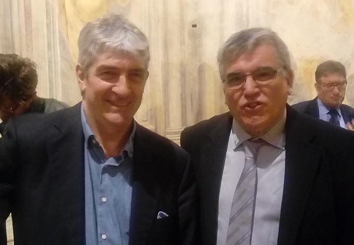 Paolo Rossi e Federico Formisano